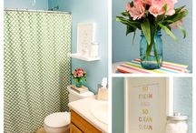 Basement Bath / by Alicia Morris