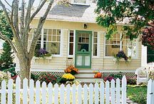 ~Cottages And Other Abodes~ / by Diane Harris-Day