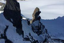 Hegymászás, képek / Hegymászó túráinkon készült képeink.