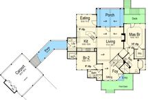 House plans / For future home