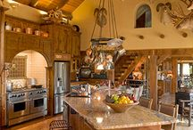 Dream kitchens / by Barb Cochran