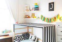 Alice Indigo Rose bedroom