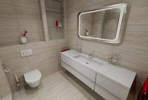 koupelna vizualizace