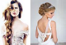 wedding hairstyles 2017 / wedding hairstyles 2017