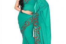 Indian sarees photo collection