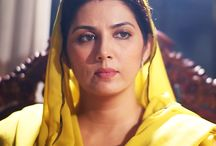 Character from drama serials