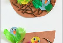 kid's craft and how...to