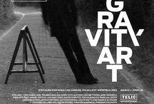 Art gravitationel / L'art (d)et la gravitation