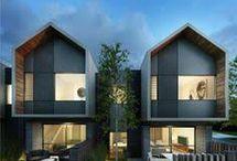 duplex facades
