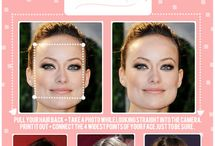 Hairstyles - square face