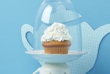 tea party ideas / by Leighsa O'Shea