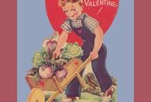 Vintage Farm Valentines