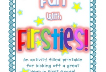 First week activities