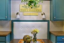 Kitchens / by Lynne Staples