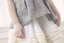 Child Fashion Inspiration / My favorite clothing and accessories for baby girls and toddler/preschool boys / by Erika