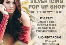 Silver Icing Stylist