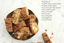 biscotti integrali / I 12 cereali integrali: grano o frumento, riso integrale, mais o granoturco, farro, orzo, avena, segale, miglio, grano Khorasan (Kamut), quinoa, grano saraceno, amaranto.