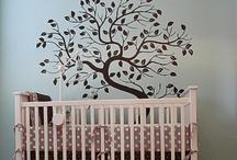 Nursery ideas / by Leslie Hardy