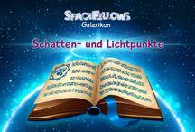 Galaxikon / Hier findet ihr kurze Beschreibungen von in SpaceFellows verwendeten Begriffen.