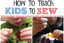 Шилка (sewing projects for kids)