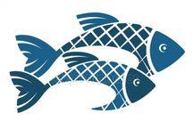 Balık desenleri
