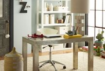 Office Redo / Redoing my office at home, getting some ideas. / by Orchid Liu