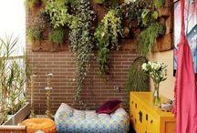 Jardins e Áreas externas