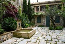 Mediterrane garden