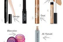 Beauty Favorites / #productjunkie / by MyStyleDiaries