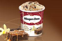 Häagen Dazs Eissorten