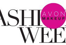 NY Fashion Week 2014 / Lauren Andersen, Maquilhadora Global AVON, criou os looks de Maquilhagem do desfile de Nicholas K com a coleção Outono/Inverno 2014.
