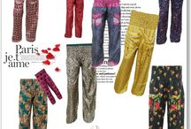 Yoga Trousers /  Add an Eastern twist to your style with our flattering Harem Trousers. Wear with your lovely tops jumpers or cardigans in bright colours. Complete the look with our new statement tassel necklace jewelry. Lovely material, very flattering and comfortable trousers. Can be dressed up for dressy evening or dressed down for casual.Very nice silky feel and they hang well.