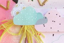 Clique Kits October 2015-Funfetti / Come see what our Design Team has created using the October kit.