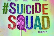 T || Suicide Squad