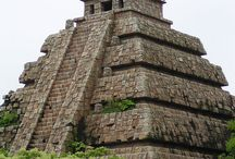 Ancient Architecture Central/Southern America