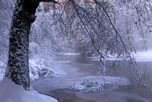 Winter Szenen