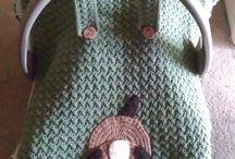 Crochet & Knitting-Baby / by Julie Hamaker