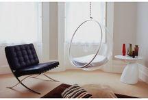 Eero Aarnio Bubble Chair Einrichtungsideen