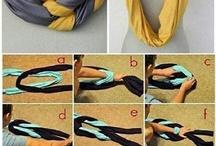 écharpe,snood,foulard