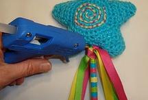 Stuff I want to crochet / by Kristin Whitehead