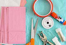 origami - paper bag