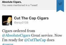 Absolute Cigars Testimonials / Our customers are located all over the world.  Since 1998, we've grown our customer base to include customers in virtually every country on the globe.  We have thousands of satisfied international cigar customers who come back to us again-and-again for great cigars. Here are just a few of their comments and feedback as pulled from social media. / by Absolute Cigars