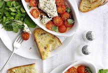 Vegetarian Breaky Ideas