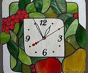 Мозаика, тиффани, фрукты