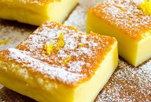 Γλυκιές δημιουργικές Συνταγές