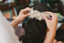 Maquillaje y Peinado de BODA / Maquillajes de novia natural, y semirecogido con trenza