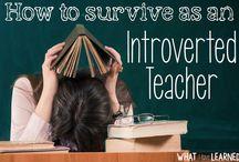 Teaching / by Sandra Chandler
