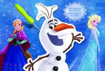 Disney Frozen / Allerlei artikelen van Disney Frozen