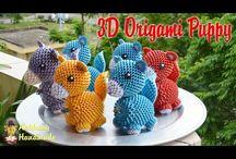 origami - apríl