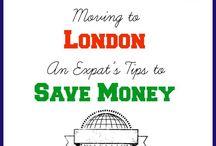 Expat London life